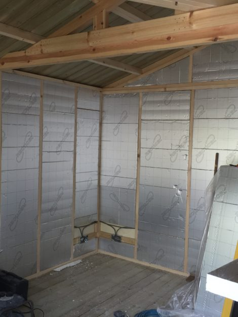 Building and construction services in West Cornwall